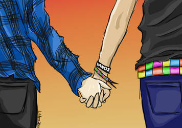 Hold My Hand by LinksLover4ever