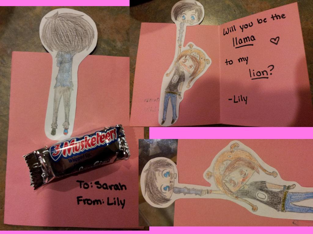 Phan valentine card by linkslover4ever on deviantart
