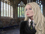 Luna from Ravenclaw