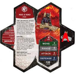 HeroScape - Huo Ji Xiao