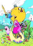 Fanart - Adventure Time