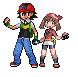 Advanceshipping Ash+May by PokemonRangerCherry