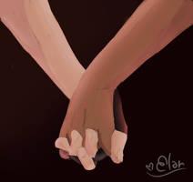kalnce hands by solchu123