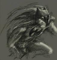 Millerverse Batman by jainas