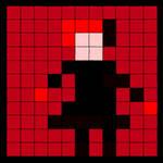 Square portrait