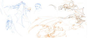 Temeraire : Dragons (and Tharkay)