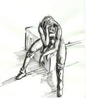 Alone by jainas