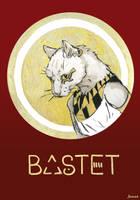 Bastet by jainas
