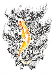 Fire Element: Salamander