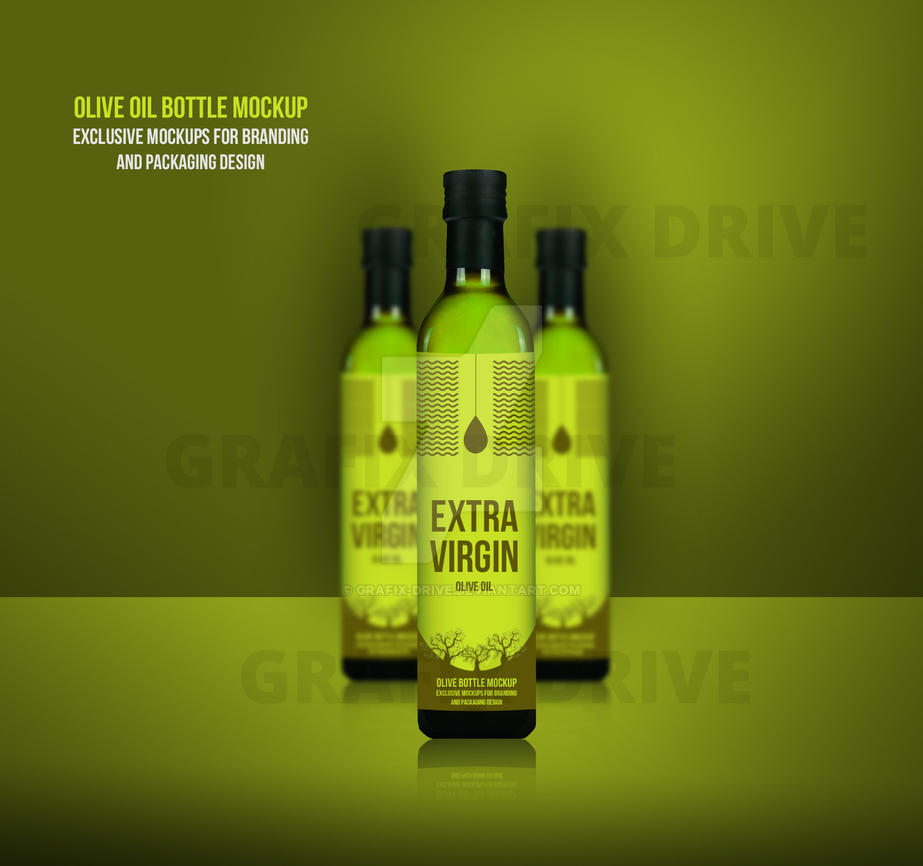 Extra-Virgin-Olive-Oil by Grafix-Drive