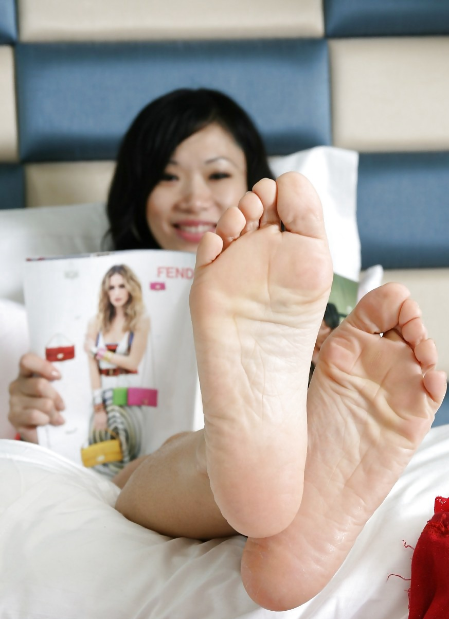Asian Foot Pics 55