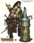 Pathfinder - Occult Adventures - Charge Object