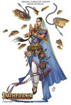 Pathfinder - Occult Adventures - Telekinetic Bolt