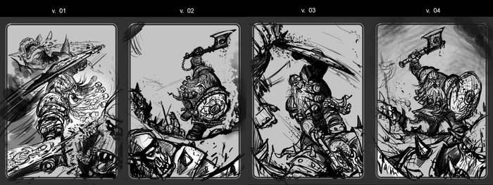 Grudge Born Fury sketch