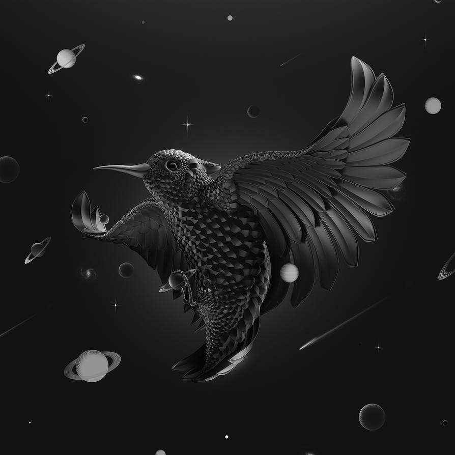 Blackbird by Ethernity