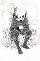 Mr. Freeze by jasonbaroody