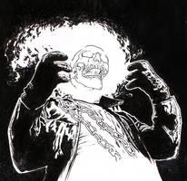Ghost Rider by jasonbaroody
