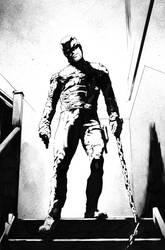 Daredevil by jasonbaroody