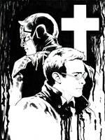 Daredevil / Netflix by jasonbaroody