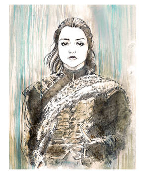 Arya Stark / Game of Thrones