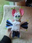 Tot Plush Doll by J-S-Cat