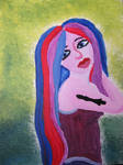 Fauvism girl 2