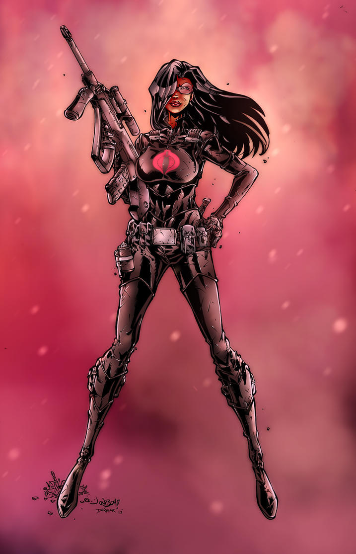 The Baroness by PlasmaGrunt