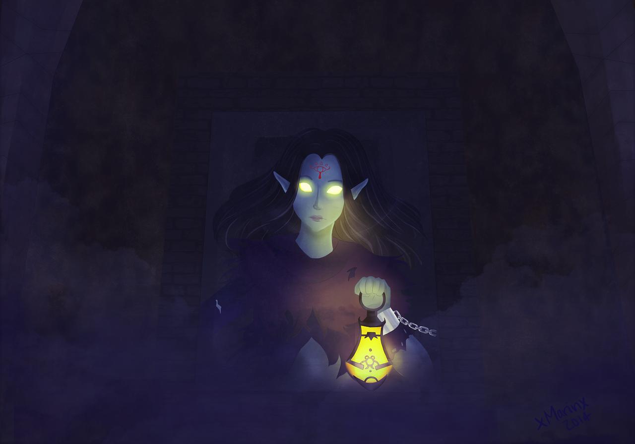 Senka- Aspect of Shadow by xMarinx