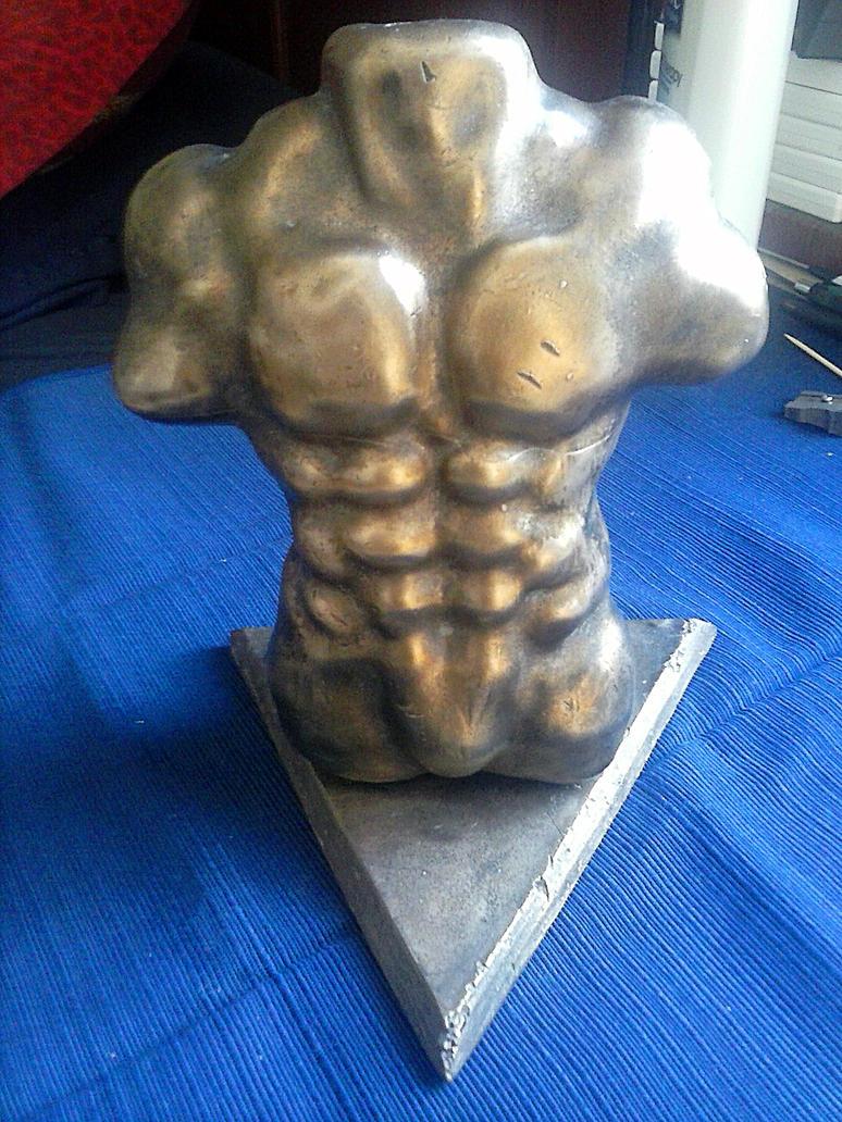 Bronze Statue by Juacamo