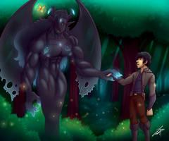 My shadow Demon - Zelos