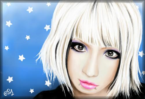 Blue emotion by Kaeru-desu