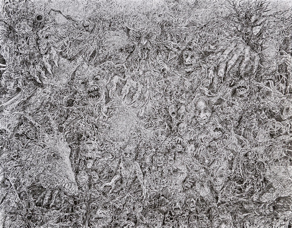 Horde of Miscreants by mariosvonkerpen