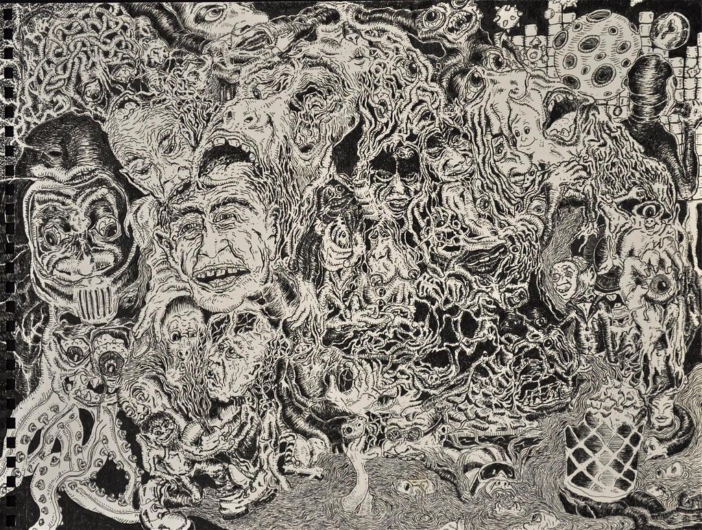 Toxic Sludge by MariosKerpen