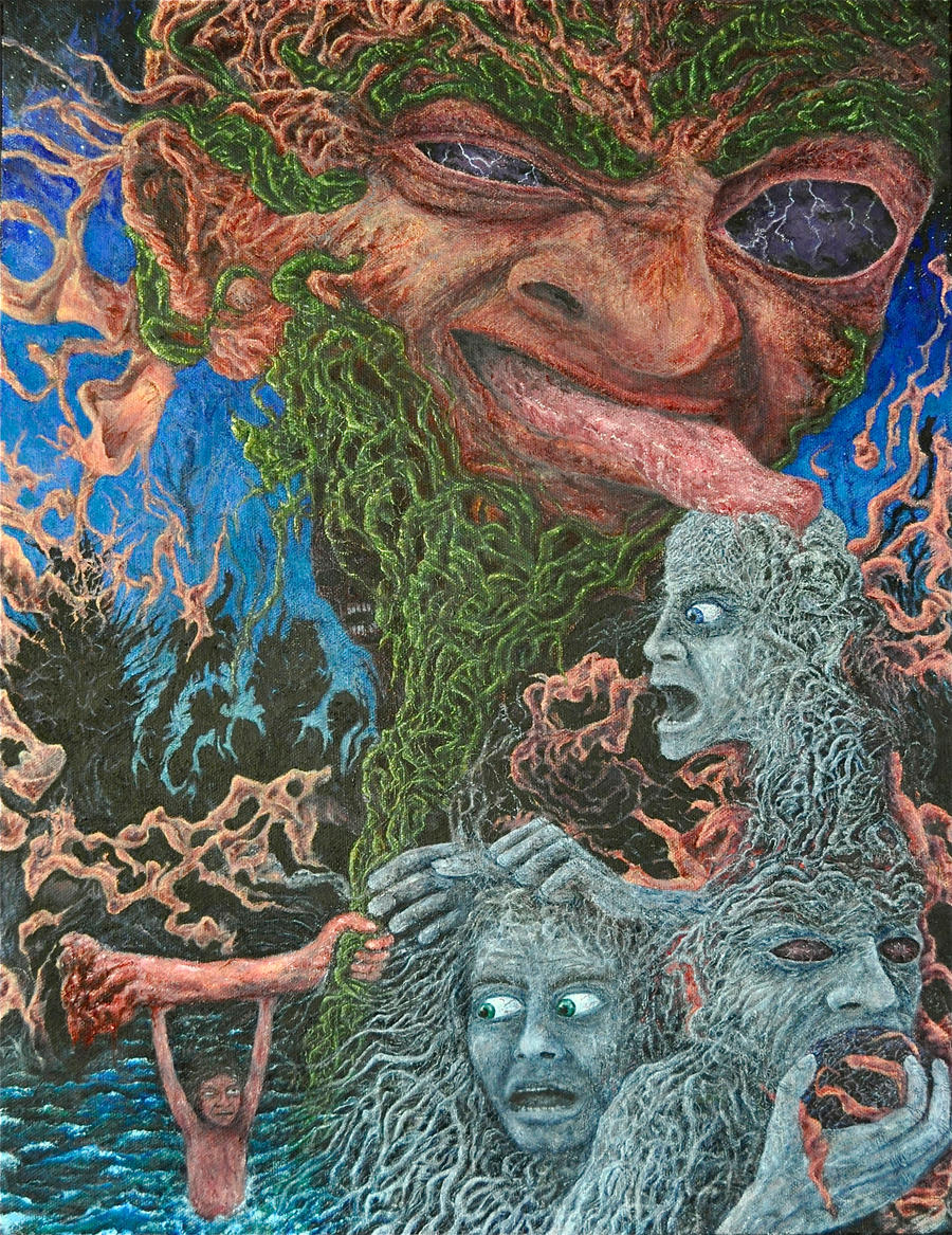 Mask of Oblivion by mariosvonkerpen