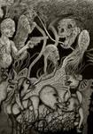 Amniotic Sacrifice by mariosvonkerpen