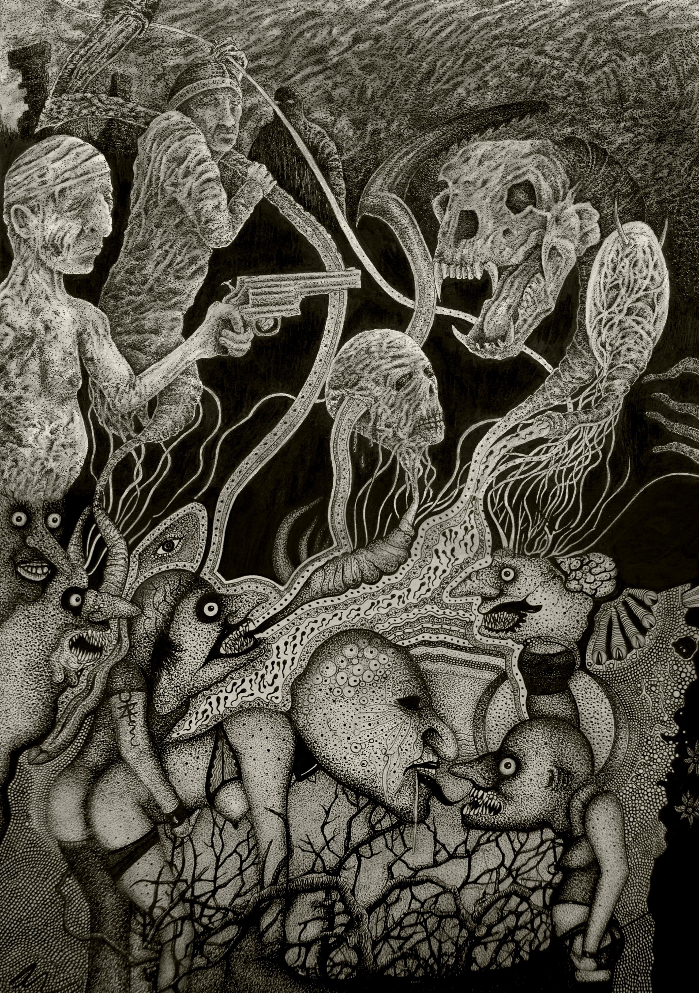 Amniotic Sacrifice by MariosKerpen