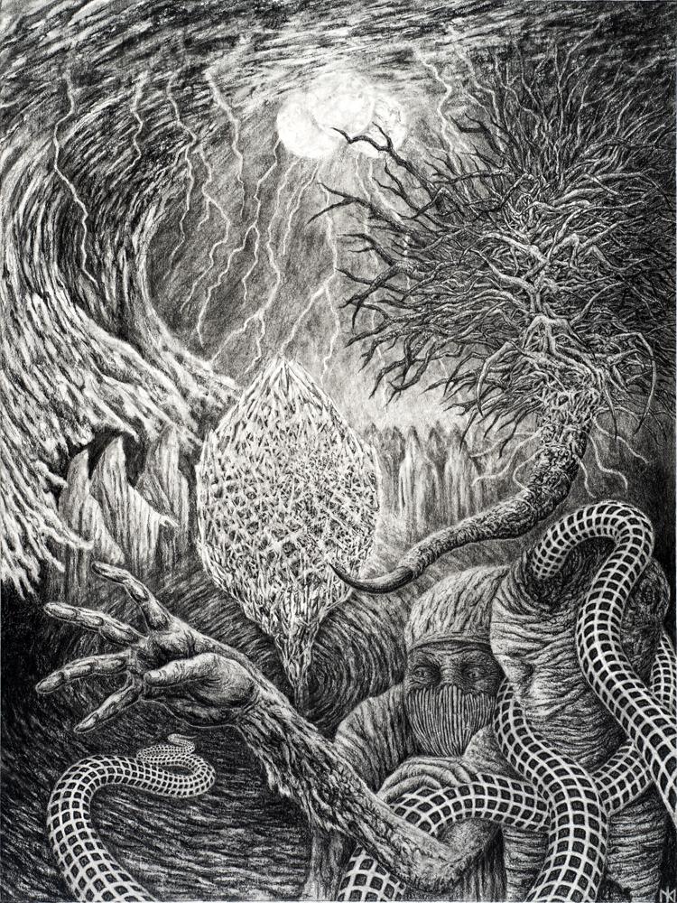 Ecdysis by MariosKerpen