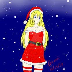 Chitoge Christmas