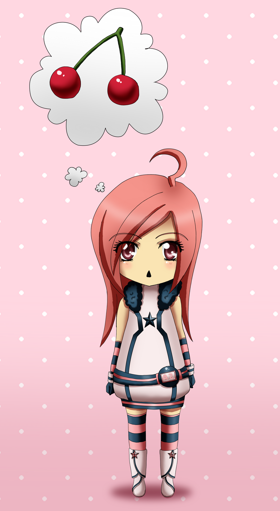 Miki Chibi by Chearth ...