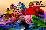 Fat Albert and the gang