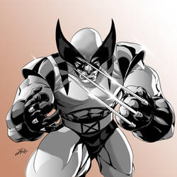 Wolverine by Styleuniversal