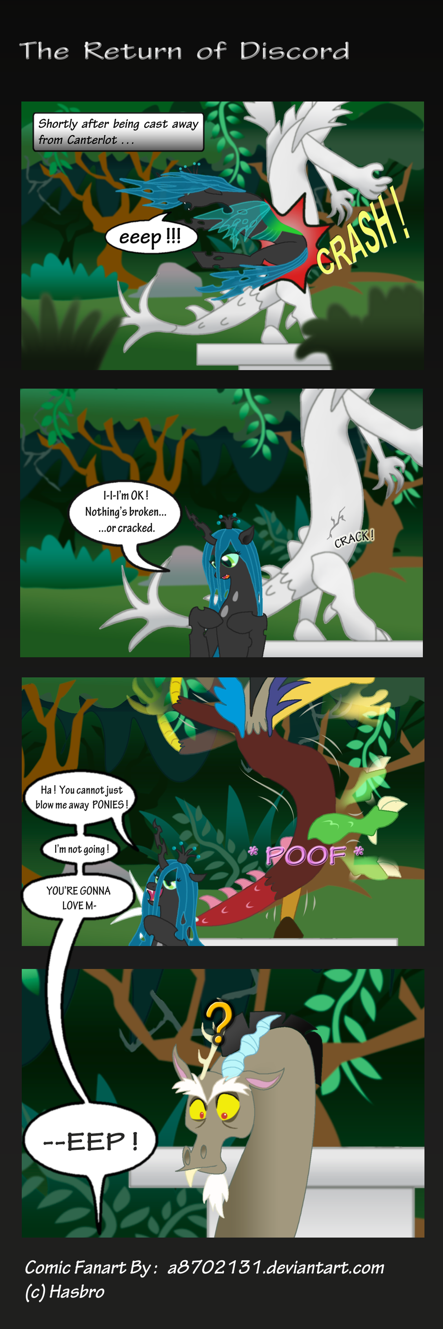 The Return of Discord by a8702131