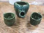 Tea Pot Set 2