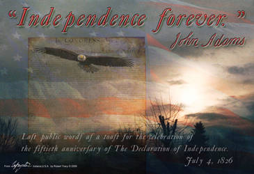 'Independence forever' by hank1