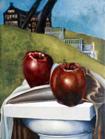 Museum with Apples