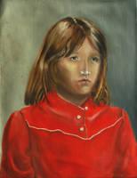 Daughter Gret 1977