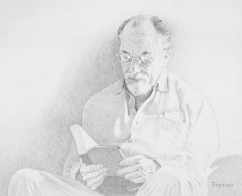Portrait of Brian Faulkner by hank1