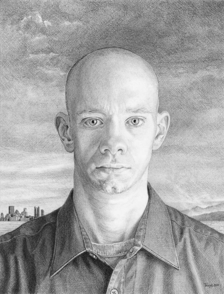 Portrait of Steven L. Sheppard by hank1
