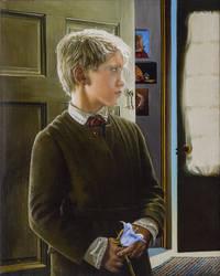Portrait of the Artist As a Boy