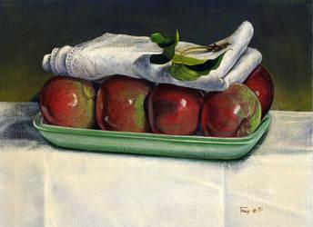 8 Apples
